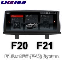 -For BMW 1 Series M1 F20 F21 2011~2016 LiisLee Car Multimedia GPS Audio Hi-Fi Radio Stereo Original Style For NBT Navigation NAVI on JD