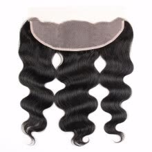 -Amazing Star Body Wave 13x4 Ear to Ear Lace Frontal Brazilian Body Wave Frontal Closure Top Quality Human Hair Crochet Closure on JD