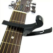 8750202-mymei Acoustic Electric Guitar Capo Trigger Change Quick Clamp Key on JD