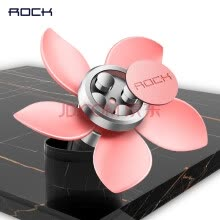 -ROCK Magnetic Car Phone Holder Rotary Magnet Air Vent Car Mount Holder on JD
