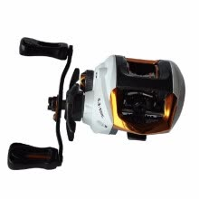 8750503-Lixada 12+1 Ball Bearings Baitcasting Reel Fishing Fly High Speed Fishing Reel with Magnetic Brake System on JD