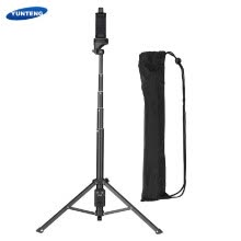 -YUNTENG VCT 1688 2in1 Portable Mini Cellphone Selfie Stick Tabletop Tripod with Remote Controller for IPhone Samsung Huawei 52mm 1 on JD
