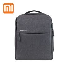 875071723-XIAOMI Multi-functional Urban Life Style Canvas Backpack 14'Laptop Bag Shoulder Bag Computer Bag Duffel Bag on JD