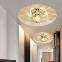 ceiling-lights-Odinlighting 5W Modern New Crystal LED Ceiling Light Fixture Pendant Lamp Lighting Chandelier Led Ceiling Light Lamp on JD
