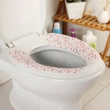 other-bathroom-products-Shengni  toilet seat cushion suede comfortable crystal stickup on JD