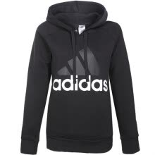 -Adidas ADIDAS Women's Model Series ESS LIN OH FL Sports Pullover BK7060 XL Code on JD