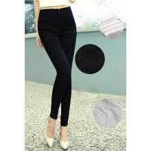 -Fashion Women Casual Lace Flower Slim Fit Skinny Tight Pants Stretch Leggings on JD