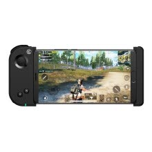 -GameSir Geshi chick T6 eat chicken artifact Bluetooth one-hand stretch game controller, tomorrow after the battlefield mobile game peripherals plus touch screen combined with Apple Android phone handle on JD