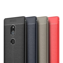 -Fecoprior Back Cover For Sony Xperia XZ2 XZ 2 Case Soft TPU Silicon Fundas Coque Celulars on JD