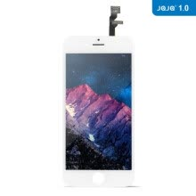 -JQJQ1.0 is suitable for Apple 6 screen assembly mobile phone display LCD touch glass inside and outside screen repair LCD 6 white screen (without accessories) on JD