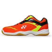 -YNEX YONEX badminton shoes YY men's shoes light and breathable breathable 400CR-005 orange 45 yards on JD