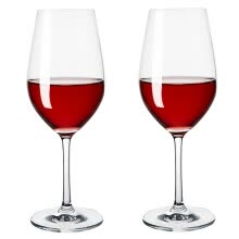 -【Jingdong Supermarket】 Italian Delita unleaded red wine glass goblet 350ml 2 only installed S81CD35 / L2C on JD