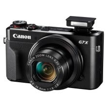 875072536-Canon PowerShot G7 X Mark II digital camera (about 2010 million pixels DIGIC 7 1.0 on JD