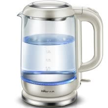 -Bear ZDH-A15G2 Electric Kettle 1.5L Stainless Steel on JD