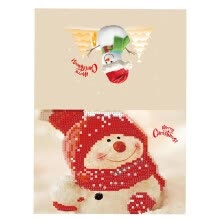 other-toys-Merry Christmas Cards DIY Diamond Painting Handmade Cards Round Drill Greeting Cards Rhinestones Embroidery Arts Crafts Gifts on JD
