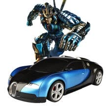 -  Shuangying remote control car E548-001 deformation robot battle bumblebee (1:14) sports car children toy car model boy gift on JD