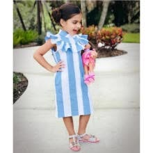 -Toddler Kids Girls Dress Sleeveless Clothes Princess Party Pageant Slim Dresses on JD
