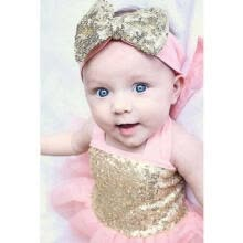 -Newborn Baby Girls Infant Dresses Jumpsuits Bodysuit Lace Dresses Clothes Outfit on JD