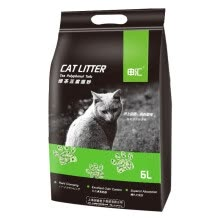garbage-disposal-Food grade beancurd cat litter 6L 2.5kg deodorless and dust-free kitten products cat litter on JD