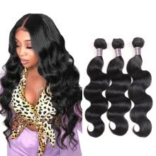 virgin-hair-7A Good Malaysian Virgin Hair Body Wave 3pcs/lot Human Hair Weave Bundles Unprocessed Malaysian Body Wave Virgin Hair Bundles on JD