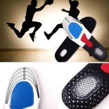 -Gel Orthotic Sport Running Insoles Insert Shoe Pad Arch Support Heel Cushion IT on JD