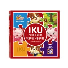 875072532-(KU CHILDREN'S BOOKS SPACE) Play puzzle with phonics on JD