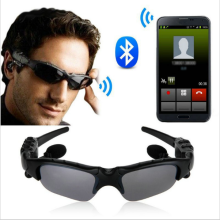 -Sports Stereo Wireless Bluetooth 4.0 SunGlasses Headset Headphones Handfree for iphone +mp3 Riding Eyes Glasses for Samsung HTC on JD