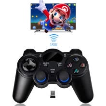 -GPD Wireless 2.4GHz Gamepad Joystick Game Handle Controller For Android TV Box Tablet PC Mobile Phone GPD Game console on JD