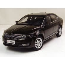 -1:18 scale Skoda Octavia 2014 diecast model car brown on JD