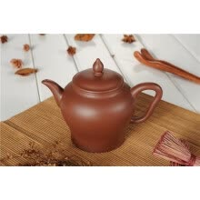 -Beauty * Tang Xuan Wu Yixing Zisha Clay Teapot 290ml on JD