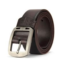 -BISON DENIM Men's Classic Casual Belt on JD