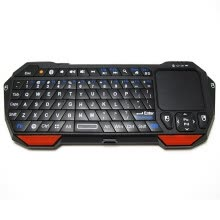 -Mini backlight Bluetooth keyboard wireless mouse remote controller on JD