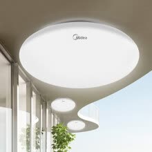 8750210-Midea LED Ceiling Light Pure White 10W on JD