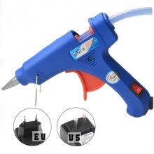 power-tools-3D priter accessories High Temp Heater 20W Electric Heating Hot Melt Glue Gun Repair Heat Tool EU on JD