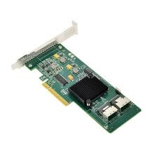computer-parts-components-SAS 9211-8i 8Port 256MB 6Gb/s SATA3 4TB HBA Controller Card on JD