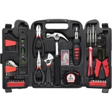 tool-organizers-Kafuwell Home Toolbox Tool Set Tool Set H4001A 129 pcs on JD