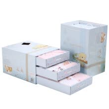 -Baby baby gift box newborn clothing baby underwear suit 615 pink on JD