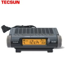 875072520-(Tecsun) Radio Recorder Recorder Recorder Card TF Card Play MP3 Player Broadcast Digital Player (Gray) ICR-110 on JD