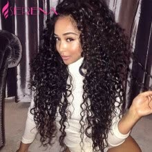 -4 Pcs Malaysian Curly Hair Bundles Unprocessed Malaysian Virgin Hair Curly Weave Human Hair Extensions Kinky Curly Virgin Hair on JD
