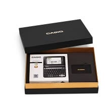 875072532-CASIO E-Y200BK electronic dictionary English-Chinese dictionary Jingdong custom gift box (E-Y200BK + Tencent video half year card) on JD