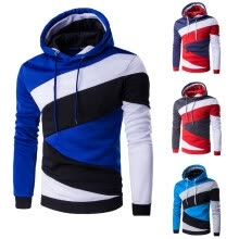 -New Men Fashion Hoodies Hooded Sweater Pullover Jumper on JD