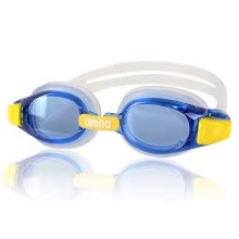-Aina arena children goggles Japan imported children high-definition anti-fog waterproof big box comfortable barre quay beach swimming glasses men and women general AGL5100J-BLU blue on JD