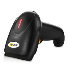 scanners-Kemi YX-38 + one-dimensional wired red barcode scanner Scanner Supermarket Mall Scanner Mobile Mobile Payments Screen Scanner Bars on JD