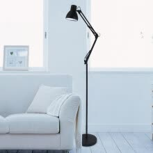 8750210-Good vision American floor lamp living room bedroom study LED light source 2.8 watts on JD