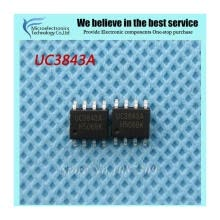 -10pcs free shipping UC3843A UC3843 AC/DC Converters p SOP8 new original on JD