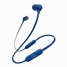 -JBL T110BT Wireless Bluetooth In-Ear Headphones Sport Headphones Mobile Headset Gaming Headphones Blue on JD