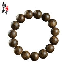 875062458-Phase Yutang  IndonesiaShen Xiang hand string 16mmTiger markingsOld materialBeaded bracelet  male FragranceElegant section on JD