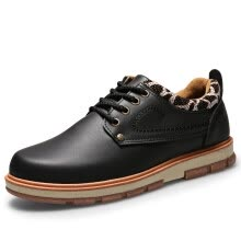 -low cut leather shoes, Breathable casual shoes, Men's shoes on JD