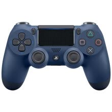 875062512-SONY (PS4 Official Accessories) PlayStation 4 gamepad (midnight blue) 17 version on JD