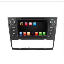 -HD 7inch 1din in dash headunit car dvd gps navigation player multimedie for BMW for E90 subwoofer canbus on JD